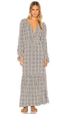 Hidden Treasure Zain Maxi Dress BOAMAR $133