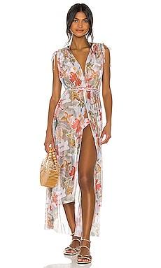 Coastal Breeze Athenas Kimono BOAMAR $174 MÁS VENDIDO