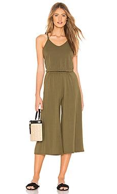 Cropped Jumpsuit Bobi $48