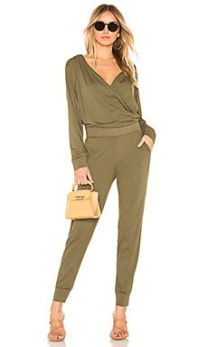 Hooded Jumpsuit Bobi $92