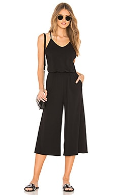 Cropped Jumpsuit Bobi $79