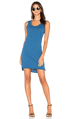 Slub Jersey Tank Dress in Overboard