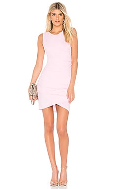 Supreme Jersey Mini Wrap Dress Bobi $38
