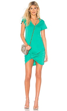 Lightweight Jersey Knotted Dress Bobi $44