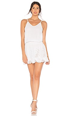 ROBE PINEAPPLE EYELET Bobi $37