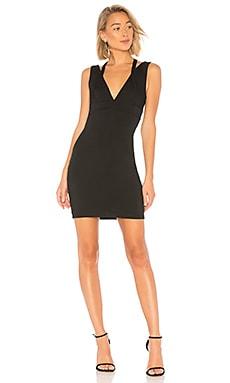 Купить Платье - Bobi черного цвета