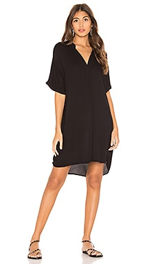 Beach Crepe Mini Dress Bobi $62