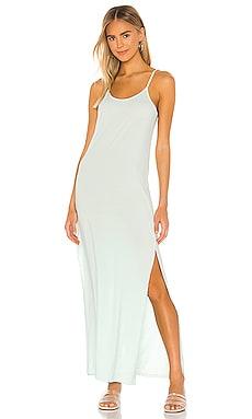 Draped Modal Jersey Maxi Dress Bobi $84 BEST SELLER