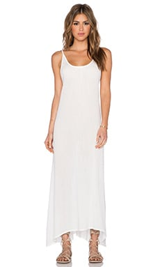 Bobi Gauze Shift Dress in Light