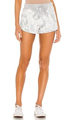Tie Dye Terry Shorts Bobi $34 (FINAL SALE)