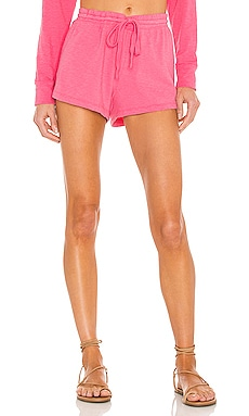 Sustainable Slub Terry Shorts Bobi $46