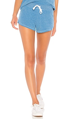 Brushed Terry Short Bobi $53