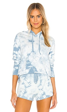 Tie Dye Terry Sweatshirt Bobi $75 BEST SELLER
