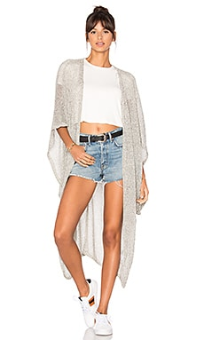 Knit 3/4 Sleeve Cardigan