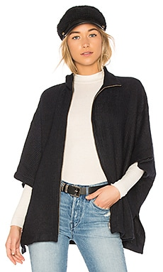 Sweater Rib Cape