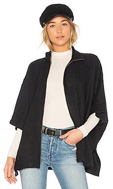 Sweater Rib Cape Bobi $68