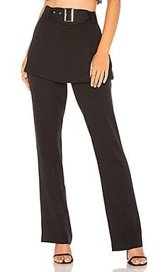 BLACK Wide Leg Pant