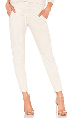 Paint Rolled Terry Sweatpant Bobi $92