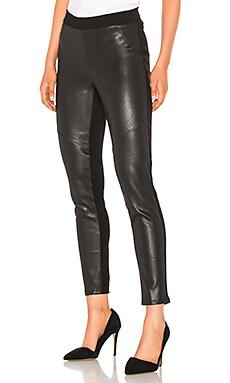 Vegan Leather Legging Bobi $53