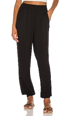 Beach Crepe Pant Bobi $84 BEST SELLER