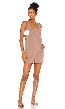 Vacay Terry Overalls Bobi $79 BEST SELLER