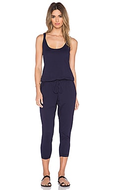 Bobi Supreme Jersey Jumpsuit in Night Sky