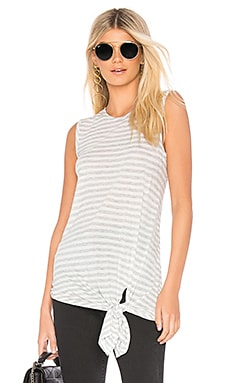 Striped Tissue Jersey Tank
