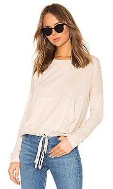 Jersey Long Sleeve Top Bobi $35