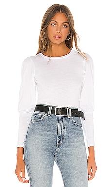 Light Weight Jersey Blouse Bobi $53