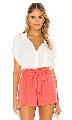 Beach Crepe Blouse Bobi $70 BEST SELLER