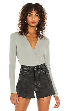 Modal Wide Rib Top Bobi $62