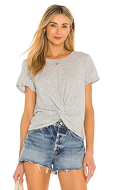 Light Weight Jersey Tee Bobi $44