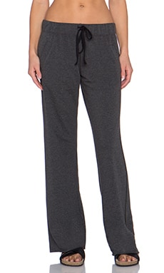 Body Language Lima Sweatpant in Heather Grey