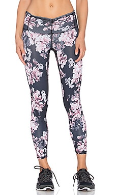 Body Language Reve Lepri Reversible Legging in Bouquet & Vintage