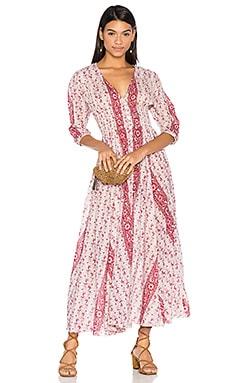Malaga Town Dress