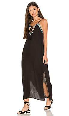 Levisa Side Slit Maxi Dress