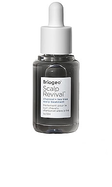 Scalp Revival Charcoal + Tea Tree Scalp Treatment Briogeo $32