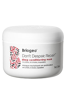 MASCARA DE CABELLO DONT DESPAIR Briogeo $36