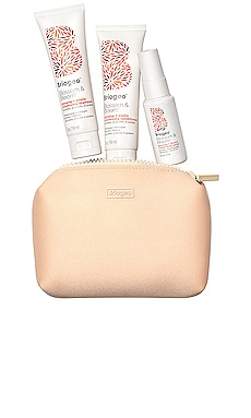 Blossom & Bloom Volumizing Travel Kit Briogeo $25