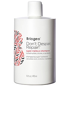 Don't Despair, Repair! Super Moisture Shampoo Briogeo $36