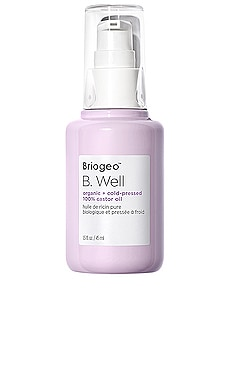 B. Well Organic + Cold-Pressed 100% Castor Oil Briogeo $26