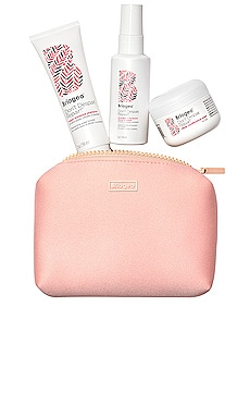 Don't Despair, Repair! Repair + Strengthen Travel Kit Briogeo $25