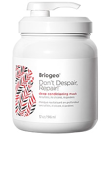 Don't Despair, Repair! Deep Conditioning Mask Liter Briogeo $115