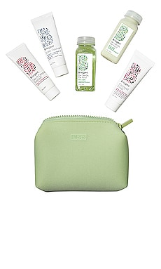 Besties Clear Hair Discovery Set Briogeo $30