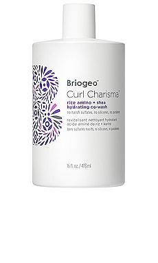 Curl Charisma Rice Amino + Shea Hydrating Co-Wash Briogeo $32