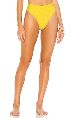 Calvin High Waist Bikini Bottom Bond Eye $80