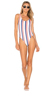 Reversible Shaka One Piece Swimsuit
