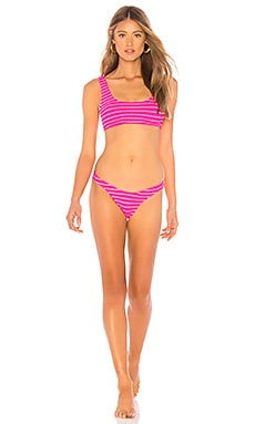 MAILLOT DE BAIN 2 PIÈCES THE MALIBU Bond Eye $90