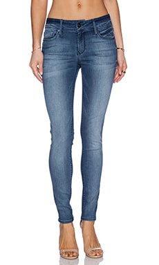 Black Orchid Jude Super Skinny in Blue Away