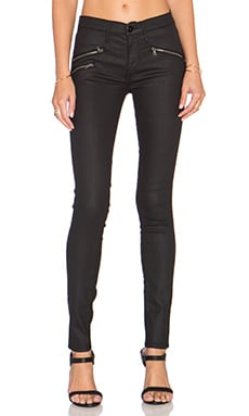 Black Orchid Billie Zipper Skinny in Equinox